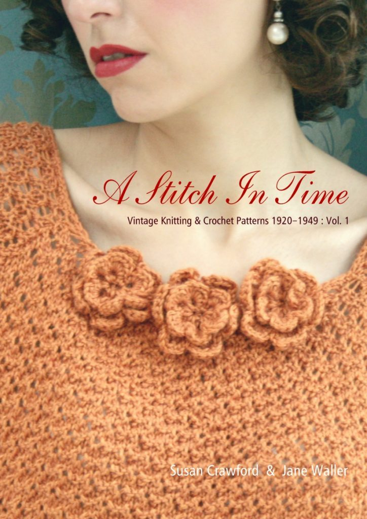 A Stitch in Time Vol 1 - Jane Waller & Susan Crawford