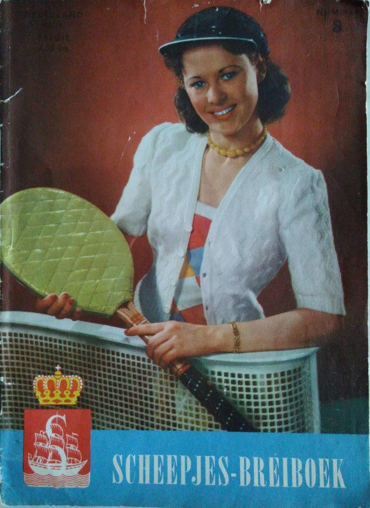 Tennisvest Scheepjes-Breiboek