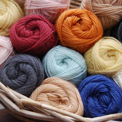 Fair Isle Jerkin, Vintage Knitting Lady, Excelana