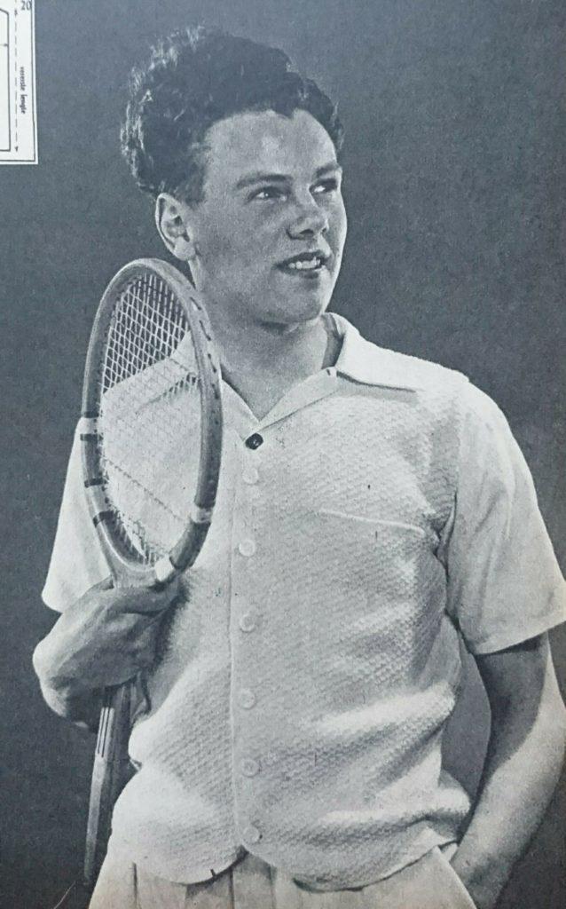 De Breistaat vintage breien tennisjumpers Libelle Haken & Breien