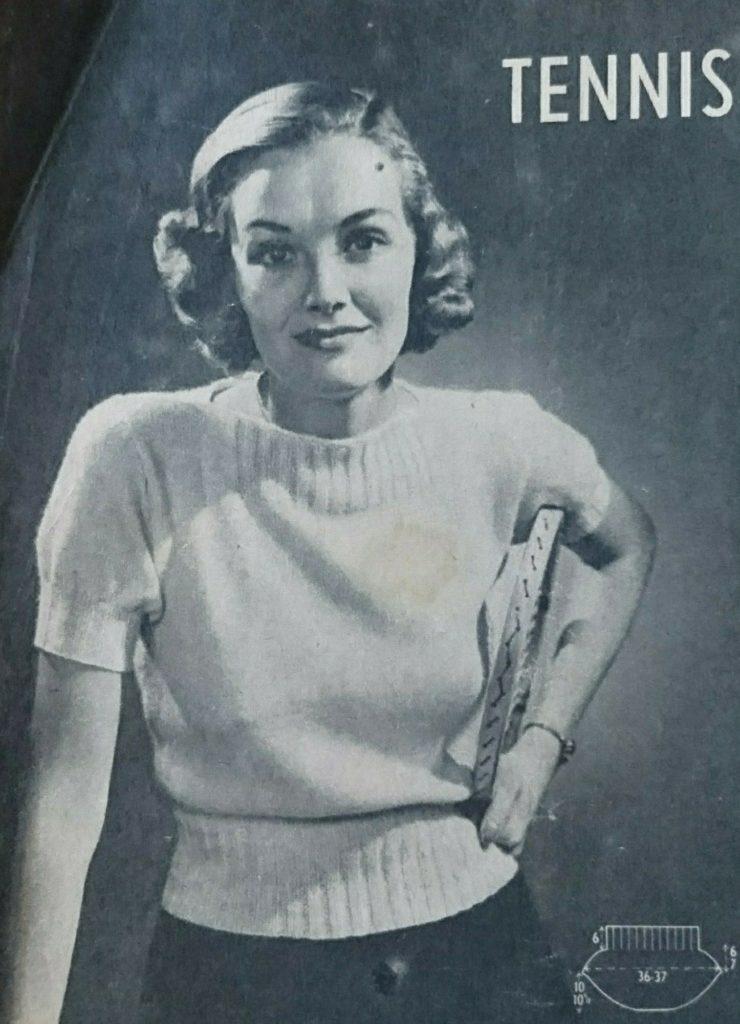 De Breistaat vintage breien tennisjumpers Beatrijs Haken & Breien