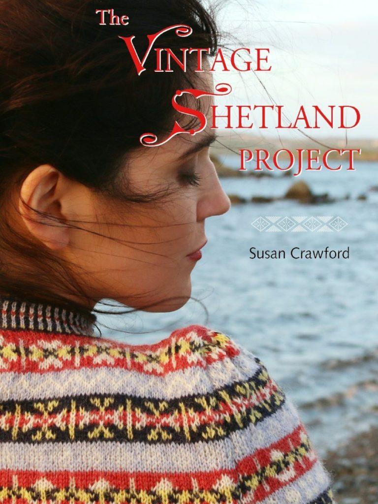 De Breistaat vintage breien Susan Crawford The Vintage Shetland Project Cover