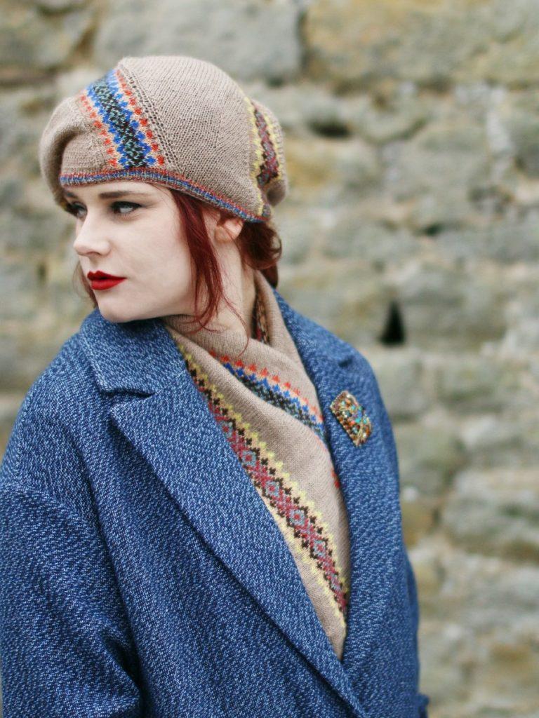 De Breistaat vintage breien Susan Crawford The Vintage Shetland Project Helen Tait