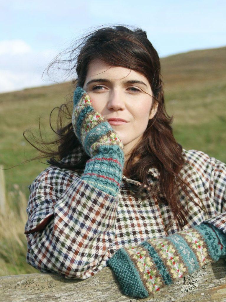 De Breistaat vintage breien Susan Crawford The Vintage Shetland Project Harriet